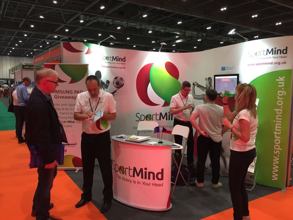 The British unit of SportMind was officially launched