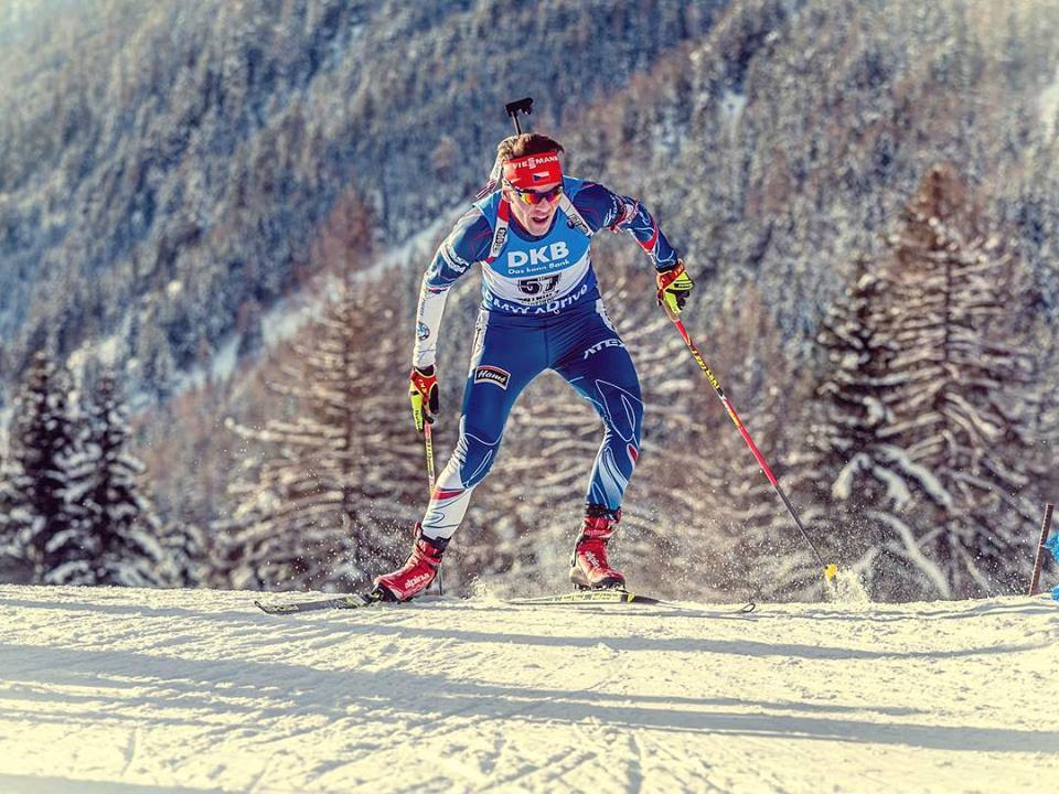 Olympic Hopes of the Czech Biathletes are also increased by SportMind