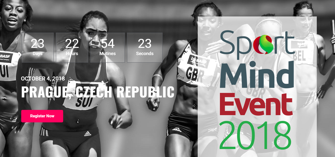 SportMind Event 2018 will show how to fine-tune an athlete's mindset to deliver maximum performance