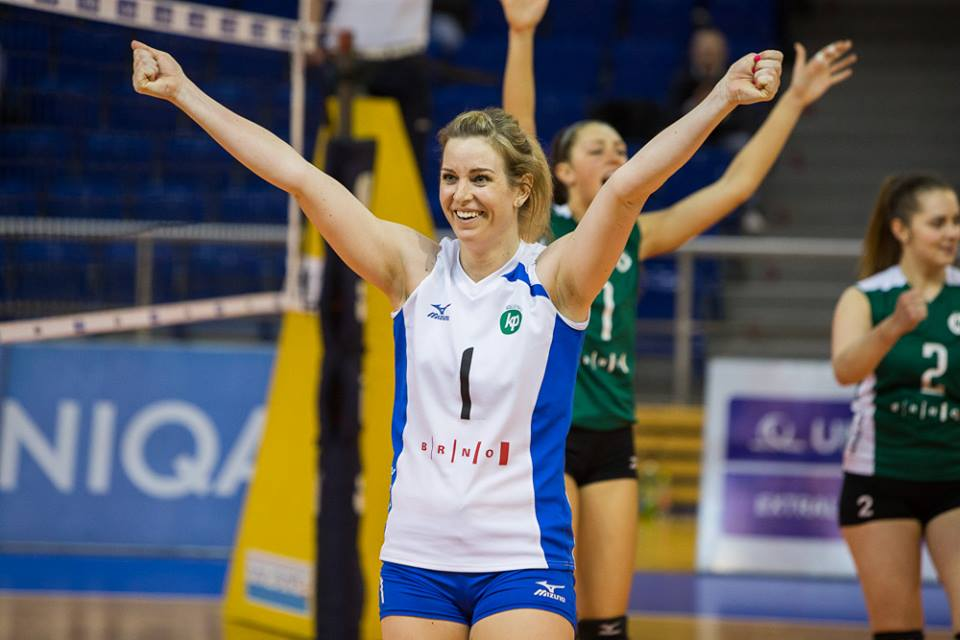 """Mental training should stop being tabooed,"" says former professional volleyball player Michaela Dolezalova"